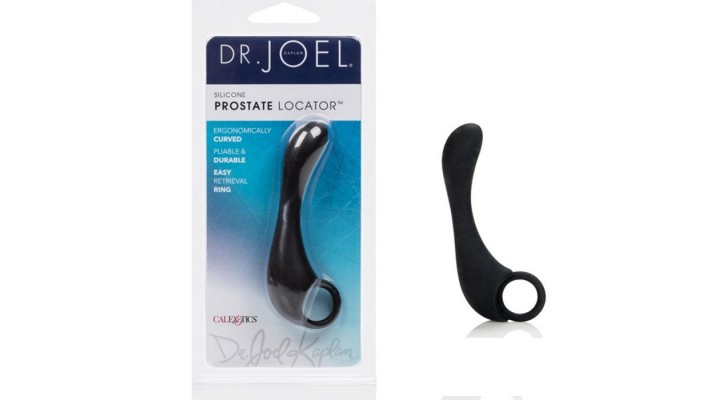 Localisateur de prostate en silicone par Dr. Joel Kaplan