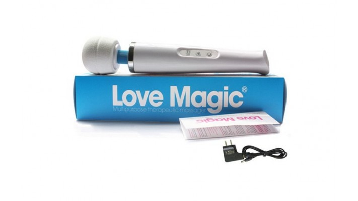 "Massageur ""Love Magic"" rechargeable"