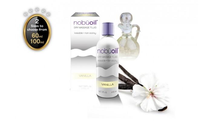 Huile de massage par nobüoil - Vanille