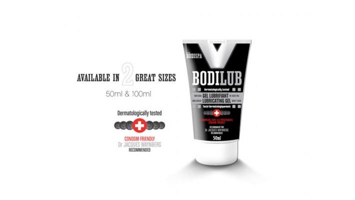 BodiLub Black par BodiSpa™