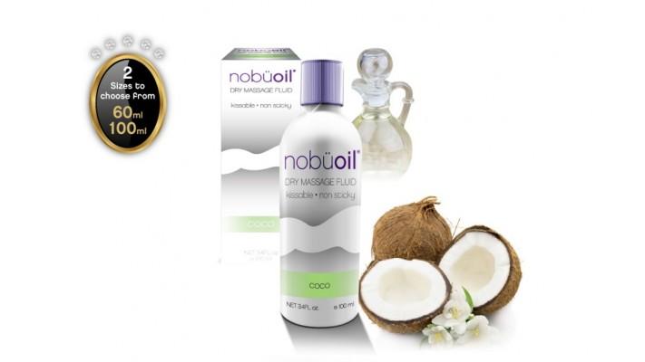 Huile de massage par nobüoil - Coco
