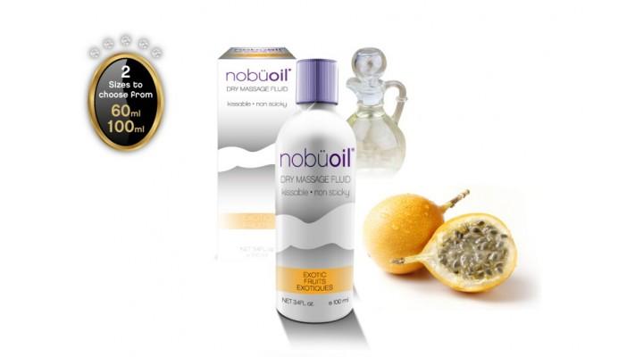 Huile de massage par nobüoil - Fruits exotiques