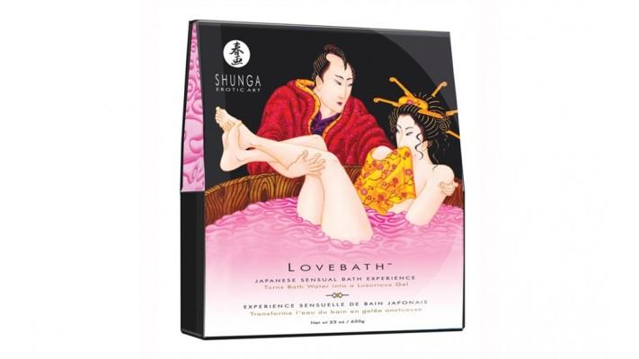 Love Bath par Shunga - Fruit du Dragon