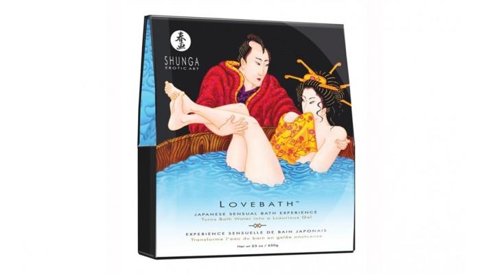Love Bath par Shunga - Océan de Tentations