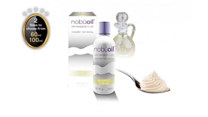 Huile de massage par nobüoil - Crème fouettée